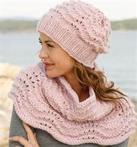Hand knit slouch hat lace pattern merino wool pick the color
