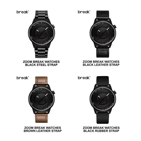 layout breaks zoom zoom break watches brown leather stra end 3 3 2018 6 15 pm