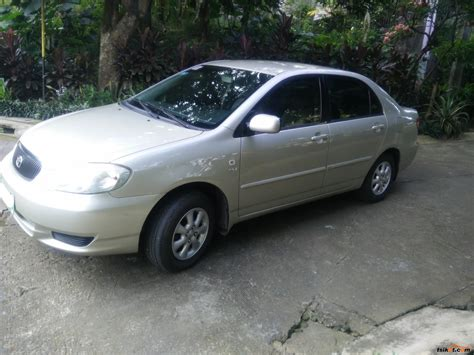 how to sell used cars 2002 toyota corolla electronic throttle control toyota corolla 2002 car for sale metro manila