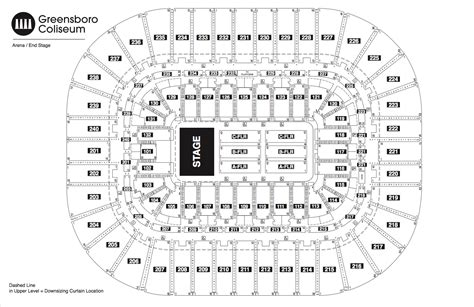 layout view c seating chart see seating charts module greensboro