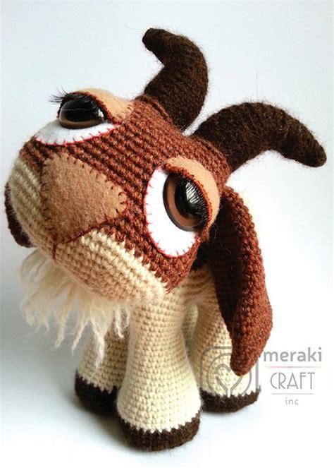 amigurumi goat pattern free hopscotch the goat amigurumi pattern amigurumipatterns net