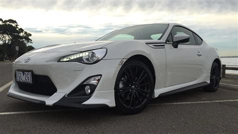 Toyota 86 Blackline Edition 2016 review   road test