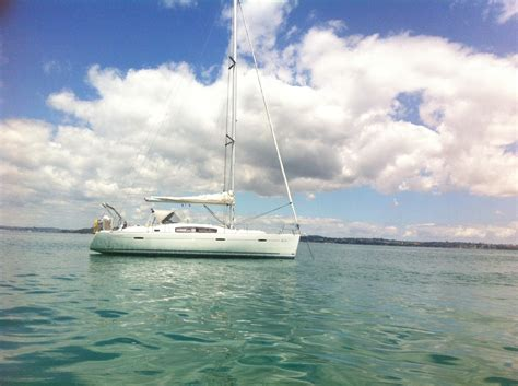 sailing boat hire new zealand audacieuse bareboat sail boat charters auckland 40ft