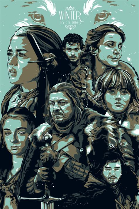 thrones coloring book chapters poster portraits 2012 on behance