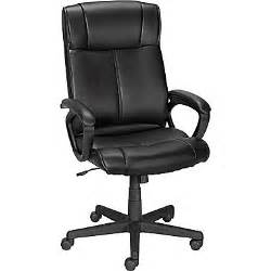 Office Chair Sale Staples Staples 174 Turcotte Luxura 174 High Back Office Chair Black