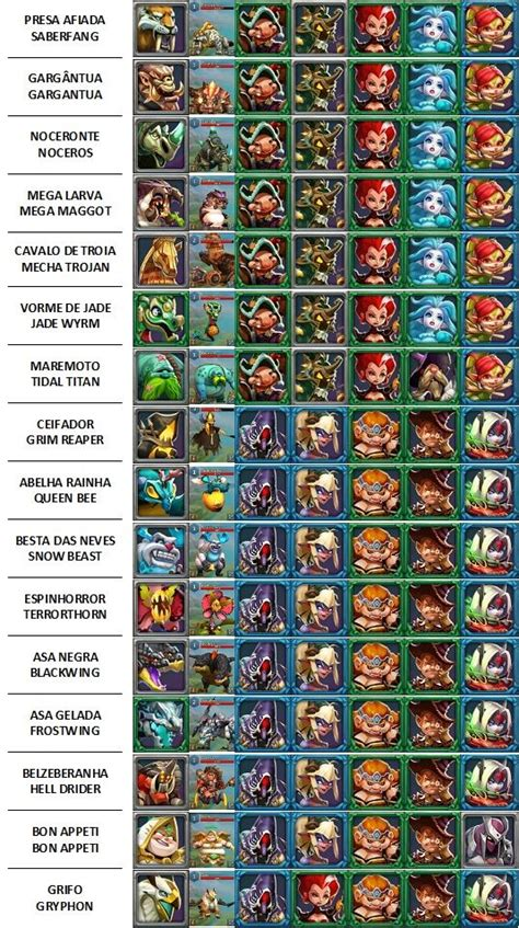 monster attack teams fp lords mobile minnimun