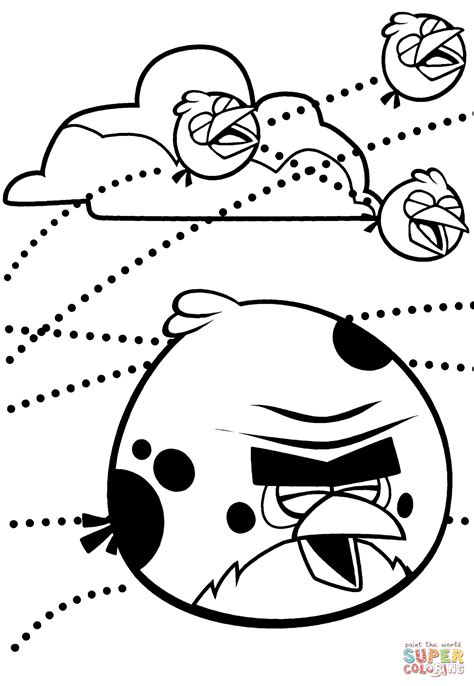 angry birds terence coloring pages angry bird terence coloring page coloring home