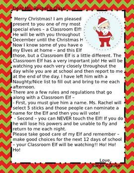 letter to santa template editable search results for elf on the shelf letter editable