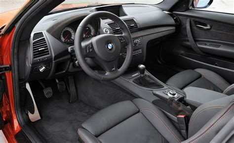 Interior Of Bmw 1 Series by Car And Driver