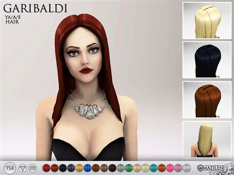 custom hair for sims 4 custom content hairstyles 4 hairstyle gallery