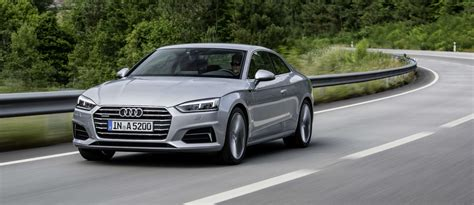 Audi Models Uk by All New Audi A5 Coup 233 And Sportback Models In Shape For