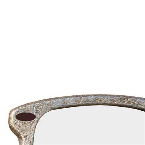 specchio da arredo specchio d arredo da parete a forma di occhiale decorato a