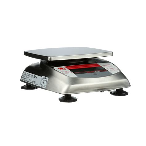 bench scale experiment ohaus valor 174 3000