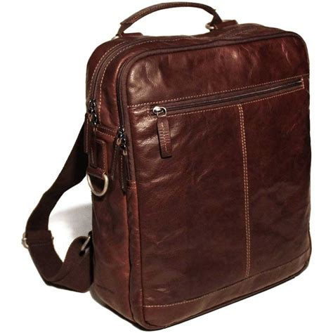 georges voyager convertible backpack cross bag 7134