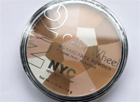 nyc color wheel nyc color wheel mosaic powder elegantic
