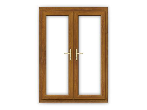 golden oak doors 5ft golden oak upvc french doors flying doors