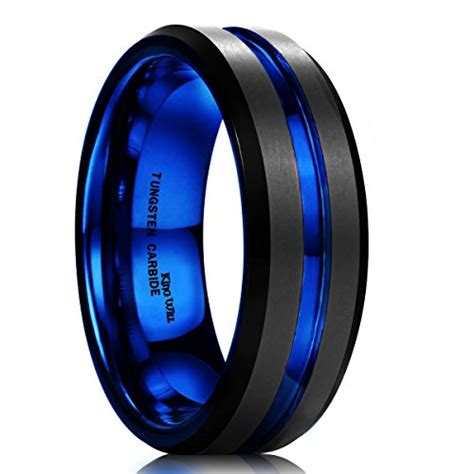 Top 10 Most Wished Mens Wedding Rings   October 2017
