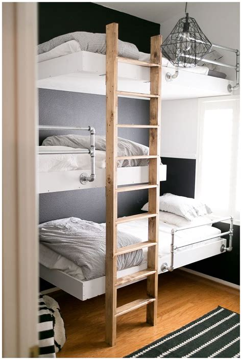 Are Bunk Bed Mattresses Different 2017 Ideas About Bunk Beds On Pinterest Bunk Within Different Types Of Bunk Beds