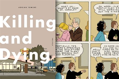 killing and dying adrian tomine killing and dying stories