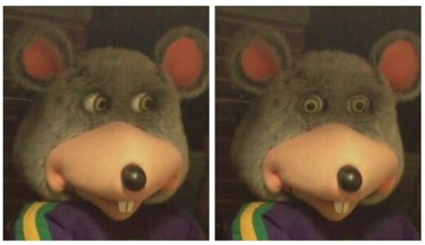Chuck E Cheese Meme - the eyes are the window to your soul reaction images