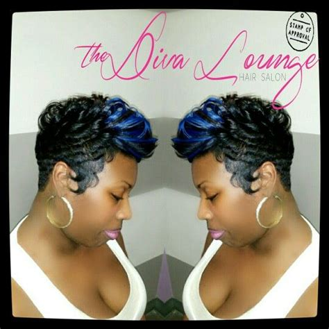 very short hair divas the diva lounge hair salon montgomery al larnetta