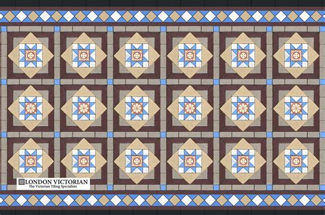 edwardian design on pinterest encaustic tile tiled mosaic tile designs london victorian geometric tiling