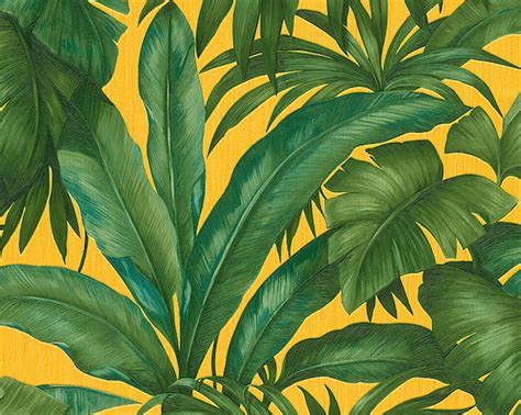 bananas leaf wallpaper eurowalls wallcoverings versace wallpaper new banana