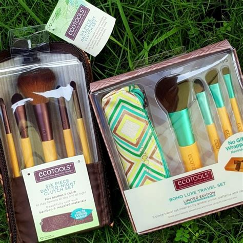 Kuas Makeup Tammia jual brush kuas makeup ecotools murah original
