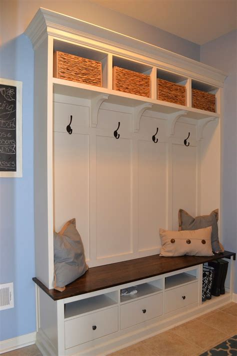 mudroom ideas ikea mud room ikea hack for the home pinterest mud rooms