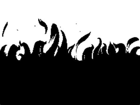 Flames Black Hitam image black flames animated gif c half blood
