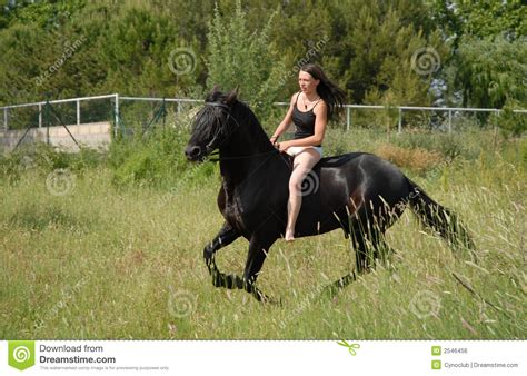 commercial girl riding horse riding teen and bikini stock photo image of equestrian
