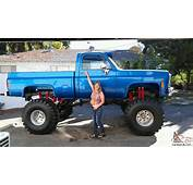 1980 C 10 CHEV 4x4 Custom Lifted Monster Show Truck