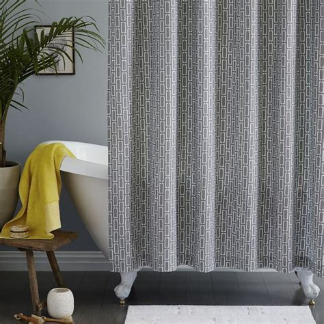 westelm shower curtain the latest in shower curtain trends