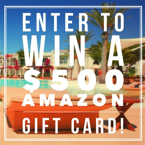 Amazon Gift Card Cash - 500 amazon gift card cash giveaway ends 9 14
