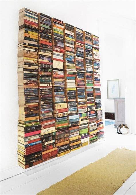 25 best ideas about invisible bookshelf on