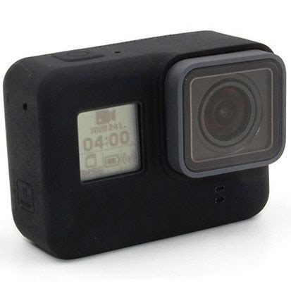 Protective Silicone For Gopro 5 Black protective silicone for gopro 5 6 black jakartanotebook