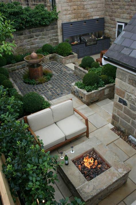 Garden Ideas For Small Areas Garten Gestaltung Ideen Mit Optischen Illusionen Und Andere Gartenideen