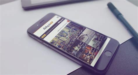 sahifa theme mobile view قالب صحيفة الإخباري لوردبريس نجاح عالمي بأيدي عربية عالم