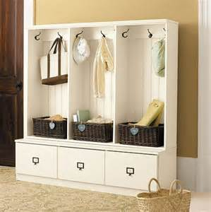 Mudroom Organizer by Beadboard Entryway Cabinet Set Of 3 Traditional Hall