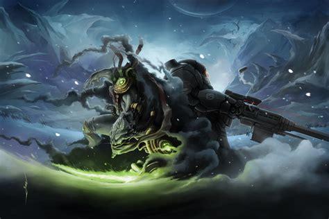 artwork warrior fantasy art zeratul starcraft