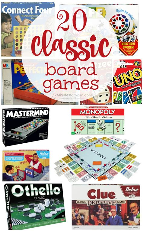 Top 20 Classic by Top 20 Classic Family Board You Must Play With Your