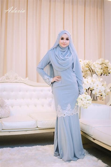 design dress tunang wedding dress tunang nikah resepsi pakaian shop