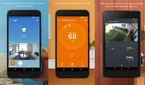 nest app for android nest app update adds smart lock nest motion alerts and more