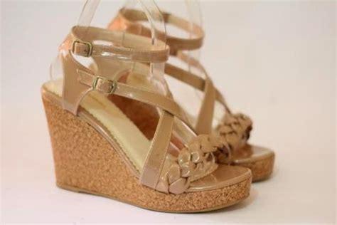 Wedges Import Branded model sepatu wanita wedges terbaru import branded