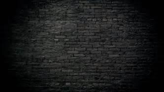 Dark Brick Wall by Black Brick Wallpapers Wallpapercraft