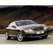 Bentley Continental GT Speed Pictures &amp Photos