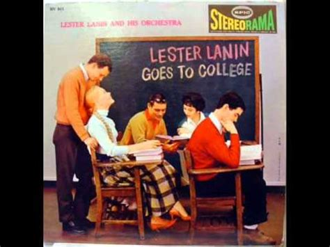 lester lanin lester lanin and his orchestra quot it s delovely quot medley