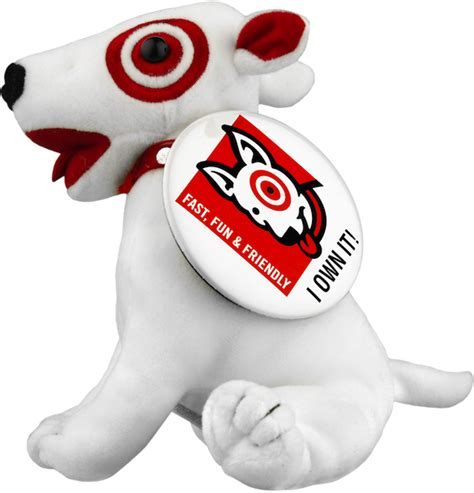 are dogs allowed in target from the vault bullseye plush dogs through the years