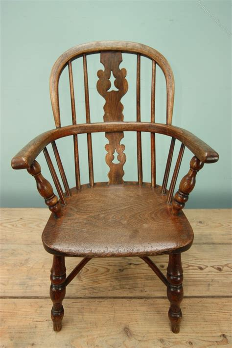 antique windsor bench childs antique windsor chair antiques atlas
