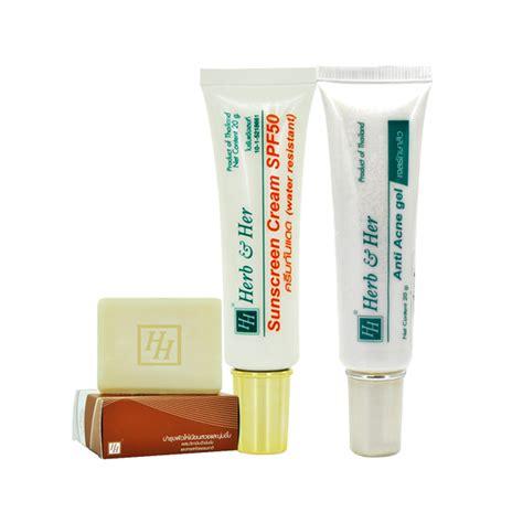 Acnes Set 1 ช ดผล ตภ ณฑ ร กษาส ว anti acne set